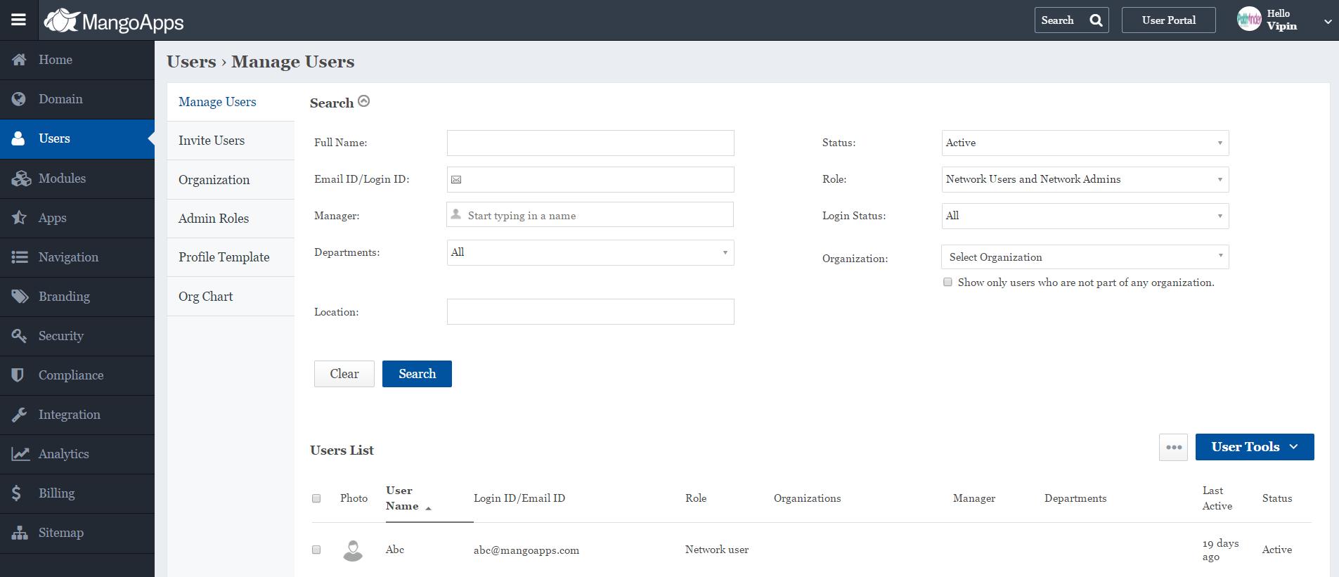 Admin_Manage User